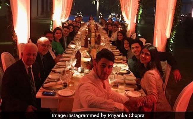 Nick Jonas arrives in India ahead of wedding with Priyanka Chopra