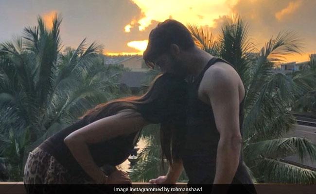 On Sushmita Sen's Birthday, Rumoured Boyfriend Rohman Shawl Shares A Loved-Up Post For His 'Jaan'