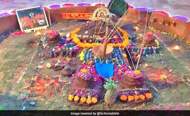 गोवर्द्धन पूजा 2018: गोवर्द्धन पर्वत को पूजने का शुभ मुहूर्त, साथ ही जानिए पूरी पूजा विधि