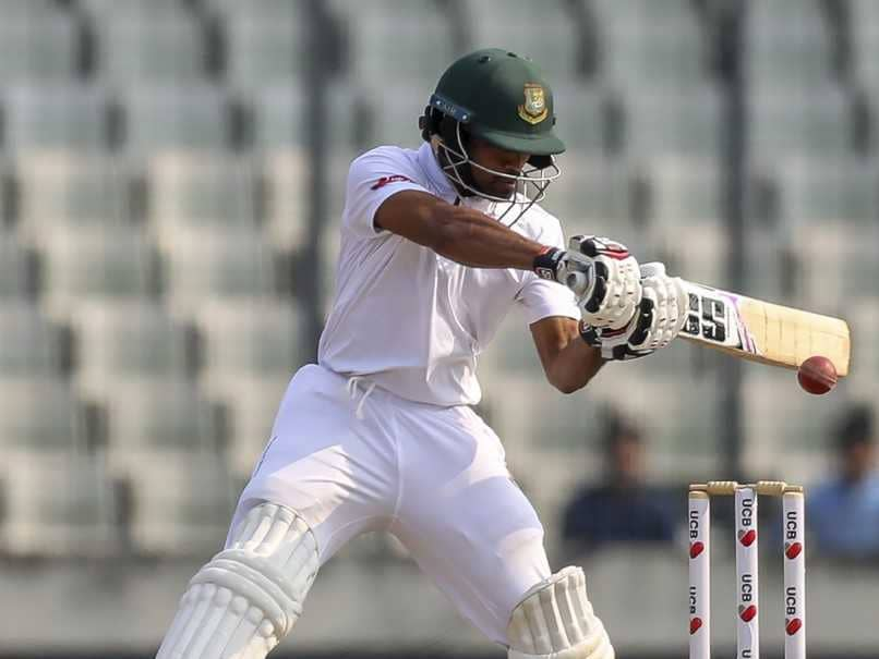 Shadman Islam Hits Fifty On Debut As Bangladesh Make Solid Start Against Windies