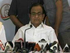 Centre Wants RBI Reserves To Meet Fiscal Deficit, Alleges P Chidambaram