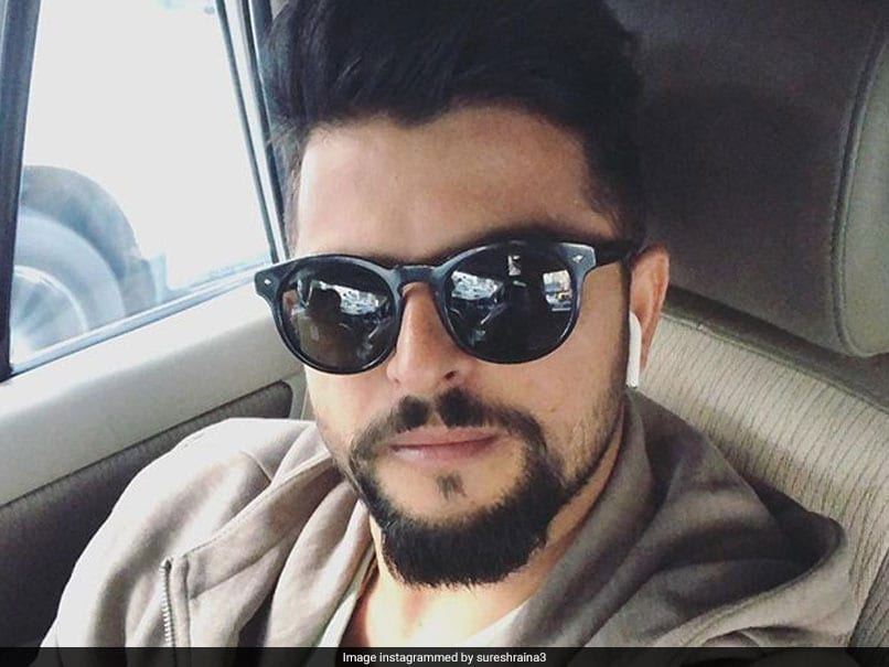 Suresh Raina explains he is absolutely fine and asks to stop spreading rumours about him