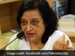 पाकिस्तान की मशहूर लेखिका फहमीदा रियाज़ का निधन, पढ़ें उनकी लोकप्रिय शायरी