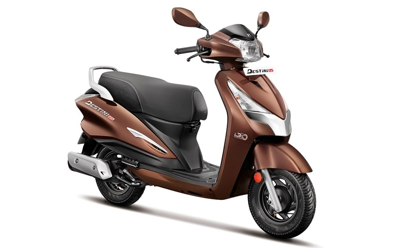 Between April 2018 and March 2019, Hero MotoCorp sold 7,820,745 motorcycles and scooters