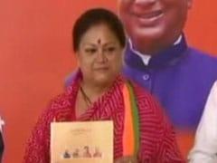 राजस्थान विधानसभा चुनाव परिणाम : वसुंधरा राजे सरकार के कई दिग्गज मंत्रियों को मिली पराजय