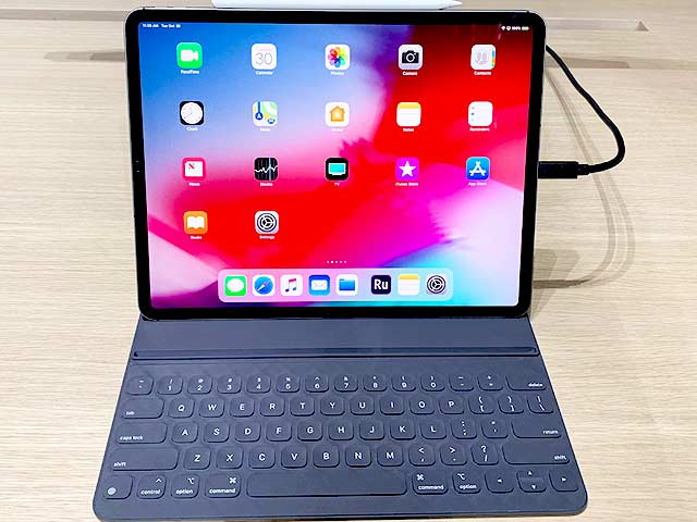 Video : iPad Pro (2018) First Look : India Price, Availability, New Features, And More
