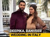 Video : Deepika & Ranveer Are Married! Take A Look At Their Fairytale Love Story