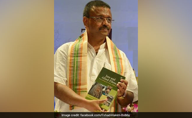 Trinamool's Firhad Hakim Quits As Kolkata Civic Body Chief Ahead Of Polls