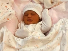 First Pic: Say Hello To Neha And Angad's Daughter Mehr