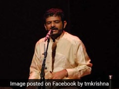 TM Krishna To Perform In Kerala University