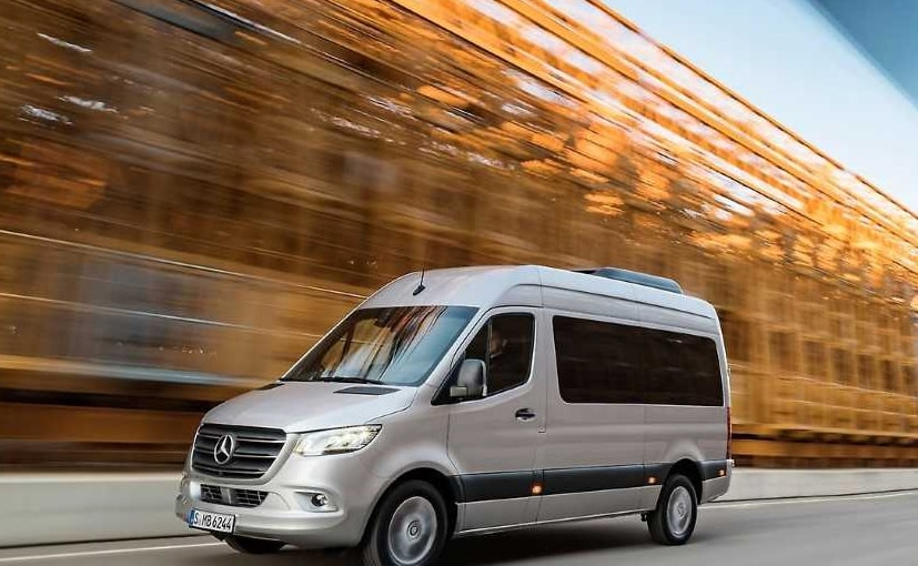 Tesla And Mercedes May Collaborate To Develop An Electric Version Of The Sprinter Van