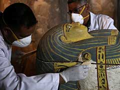 Egypt Unveils Unopened Female Mummy From A 3,000 Years Old Coffin