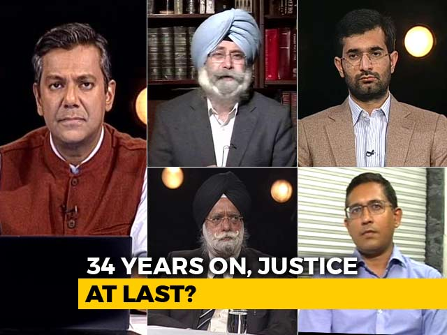 Video : Death Penalty For 1 In 1984 Riots: Finally Some Closure For Victims?