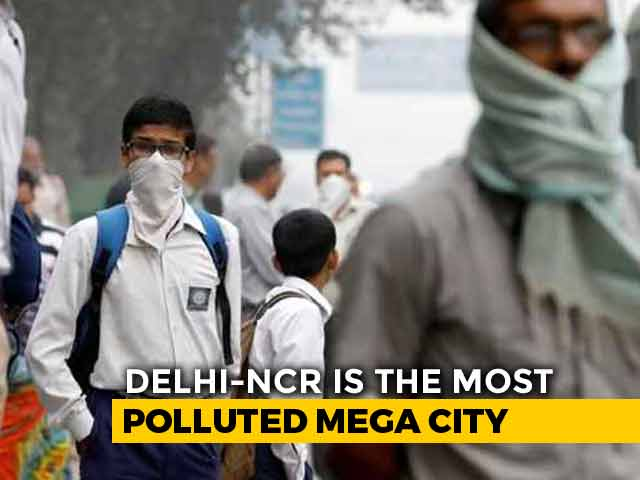 "Video : ""Send Them To Jail"": Supreme Court Raps Civic Agencies On Delhi Pollution"