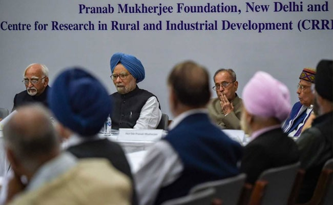 Use Of Religion To Capture Power Can Disrupt Peace: Manmohan Singh