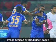 Indian Super League: Mumbai City FC End NorthEast United FC