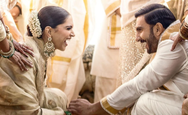Deepika Padukone And Ranveer Singh's Wedding Pics Are ...
