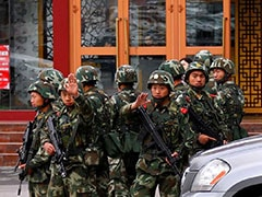 Arrests Jump In China's Xinjiang Amid Crackdown