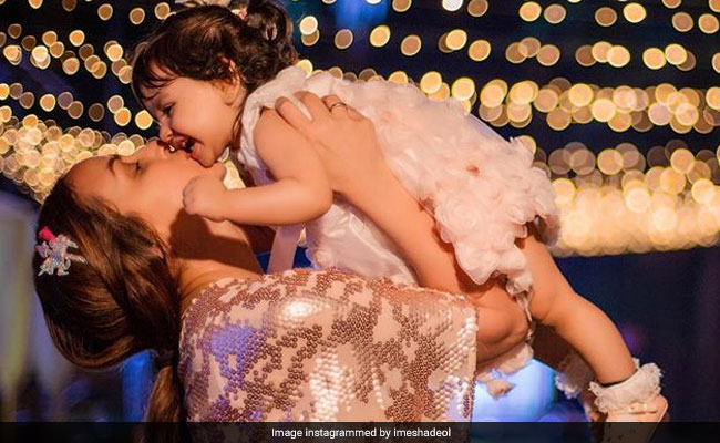 Esha Deol's Birthday Post To Herself Features Daughter Radhya