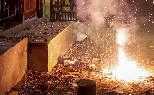 More Than 7,900 Kg Of Illegal Firecrackers Seized From Across Delhi