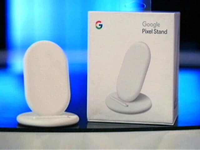 Video : Charging With the Pixel Stand