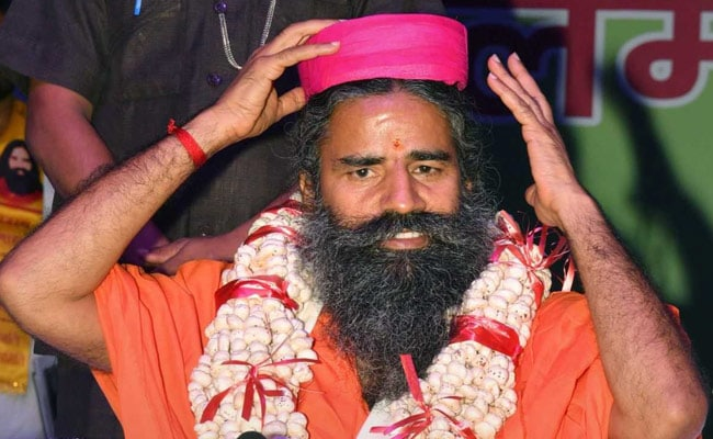 Ramdev Suggests Reward For Bachelors, Penalty For Too Many Children