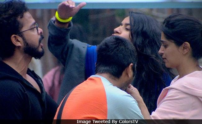<i>Bigg Boss 12</i>, Day 75, Written Update: It's Sreesanth Vs Surbhi Rana In The House Again