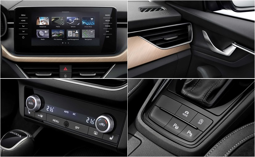 Skoda Scala Interior Revealed In New Official Images Ndtv Carandbike