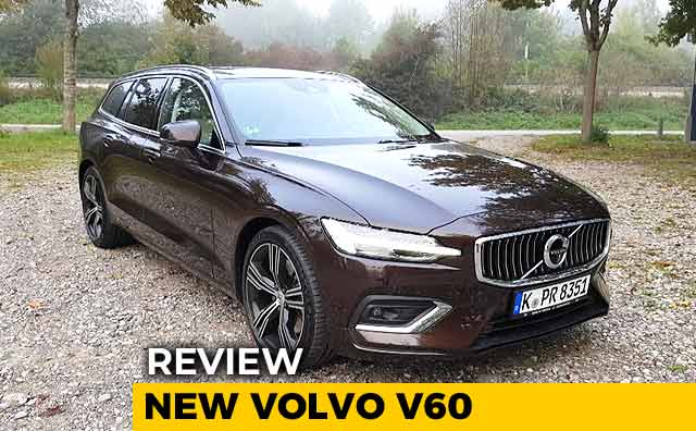 Video : Volvo V60 First Drive Review