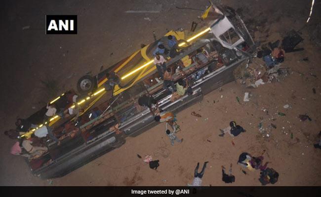 ओडिशा : यात्रियों से भरी बस ब्रिज से महानदी में गिरी, 12 की मौत, कई लोग घायल
