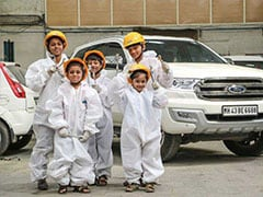 Ford Organises Engagement Zones At Dealerships To Educate Children On Road Safety