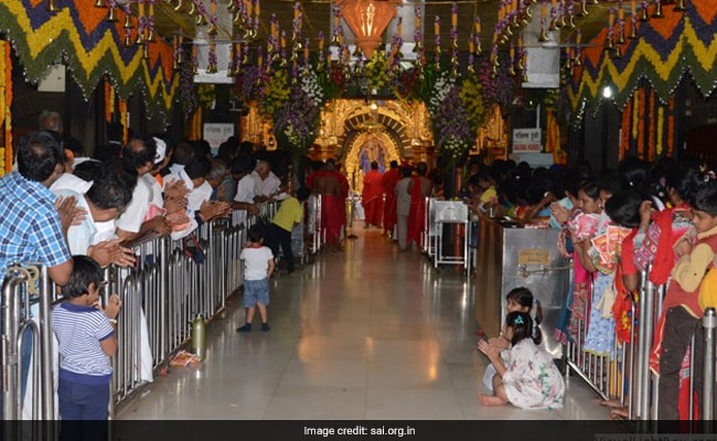 Shirdi Saibaba Temple Head Accused Of Molesting Devotee, Pushing Her Out