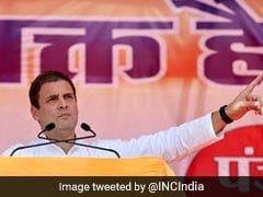 Rahul Gandhi Challenges PM Modi For Debate On Rafale Deal