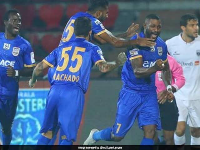Indian Super League: Mumbai City FC End NorthEast United FCs Unbeaten Run