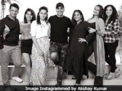 Akshay Kumar's <i>Mission Mangal</i> To Star Vidya Balan, Sonakshi Sinha, Taapsee Pannu And Others
