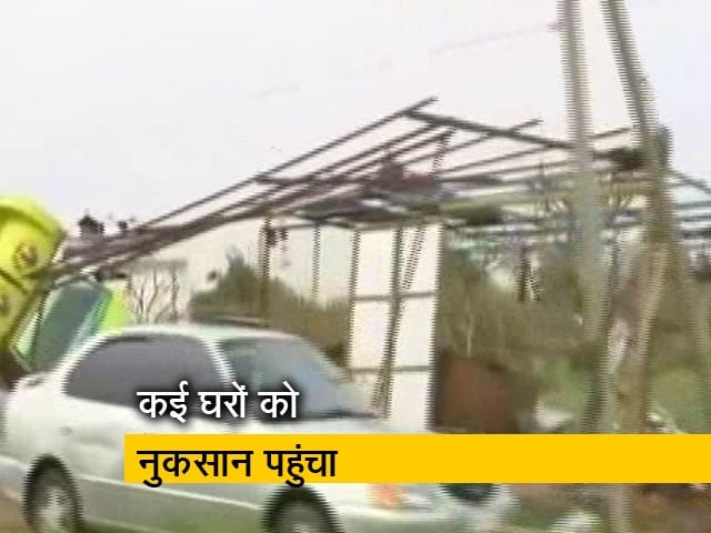 Videos : तमिलनाडु : तूफान 'गाजा' से 13 लोगों की मौत