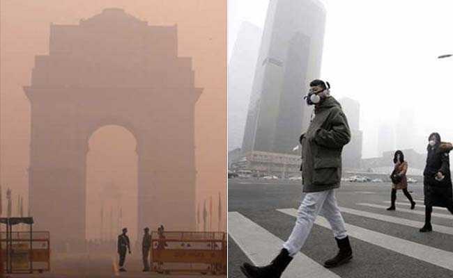 अब बदनामी में बीजिंग की जगह ले रही दिल्ली: जानें प्रदूषण को लेकर चीन ने कैसे बदले हालात