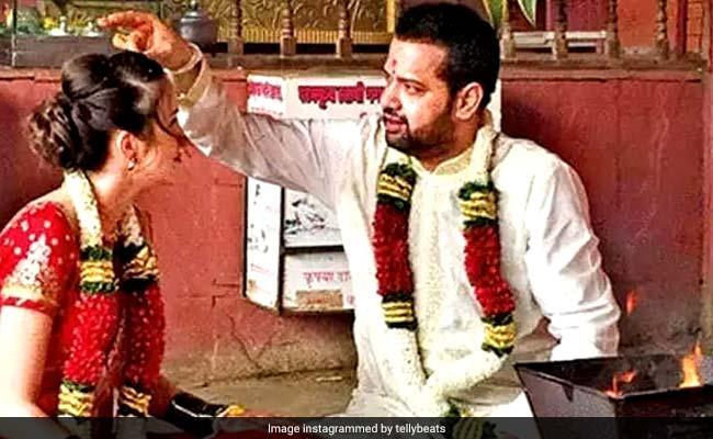 राहुल महाजन ने की तीसरी शादी, 18 साल छोटी मॉडल संग यूं रचाया ब्याह; Photos वायरल