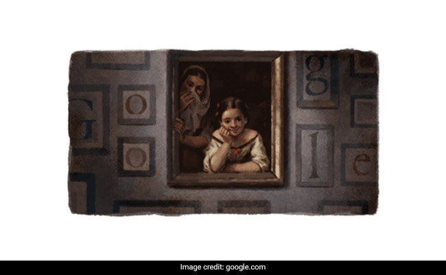Google Doodle: Spanish Baroque Painter Barltolome Esteban Murillo