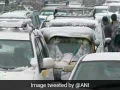 Power Breakdown In Kashmir After Heavy Snow, Hospitals Affected
