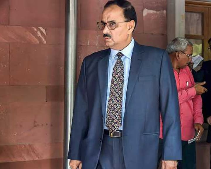 PIL Seeks Quashing Of Panel's Decision To Remove Alok Verma As CBI Chief