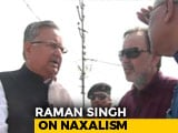Video : Left-Wing Extremism On Its Way Out Of Chhattisgarh, Assures Raman Singh