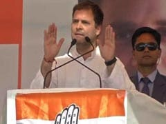 Will Waive Rajasthan Farmers' Loans If Voted To Power: Rahul Gandhi