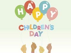 Google ने Doodle बनाकर किया चाचा नेहरू को याद, Children's Day पर आप भी यू दें बाल दिवस की शुभकामनाएं