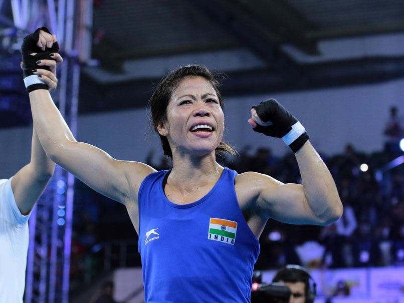 Mary Kom Wins Historic Sixth World Boxing Championship Gold, Twitter Erupts