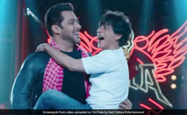 Shah Rukh Khan: Salman Khan Called Me, Suggested Me To Do Zero'