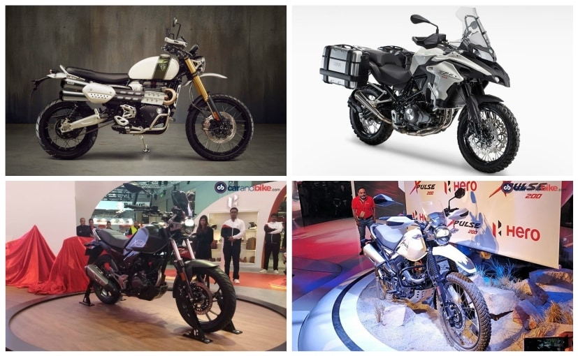 Here's a look at the upcoming adventure bikes to be launched in India