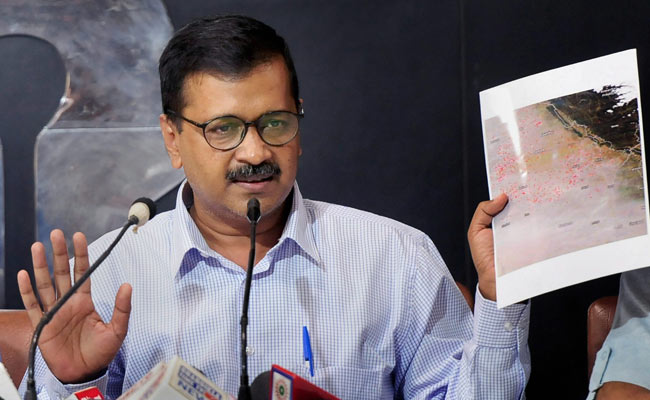 Arvind Kejriwal Under Fire Over Reported Dubai Trip Amid Pollution Crisis