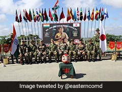 First India-Japan Joint Military Exercise Concludes In Mizoram