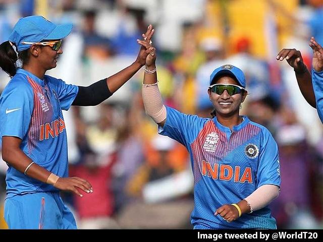 Harmanpreet Kaur Leads Indian Challenge In The ICC Womens World T20 2018